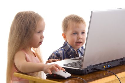 Young website visitors